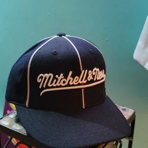 Mitchell and Ness fitted